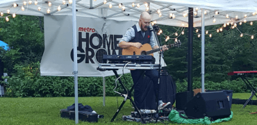 A Pop-up Party in Kakabeka—Metro's Homegrown Tour