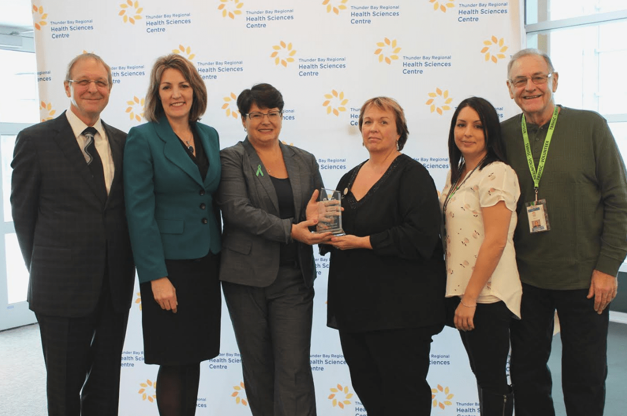 Giving the Gift of Life — TBRHSC Recognized for Achievement in Organ and Tissue Donation