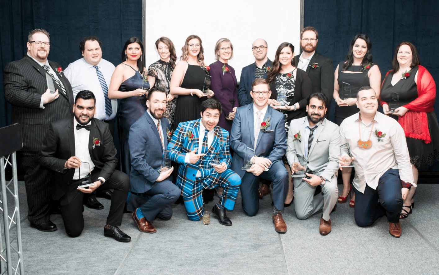 NWO's Top 20 Under 40 Recognized at the 2018 NOVAs