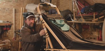 Making Dog Sleds