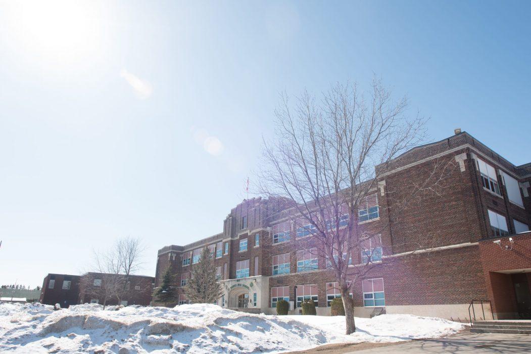 St. Patrick High School