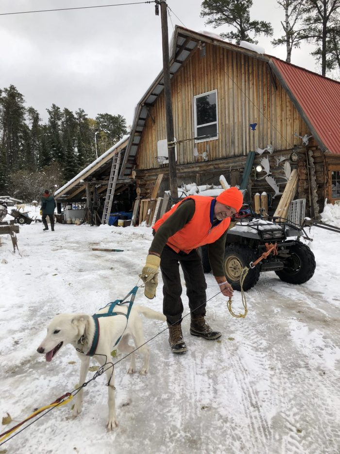The Dog Days of Autumn – How Dog Sled Teams Train in the Fall