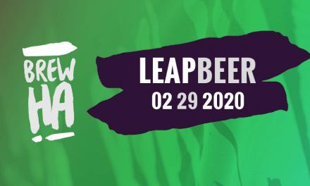 BrewHa! LeapBeer 2020