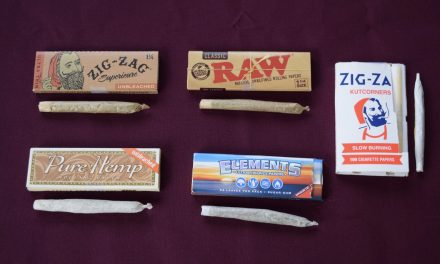 Picture Me Rollin': Searching Out My New Favourite Rolling Papers