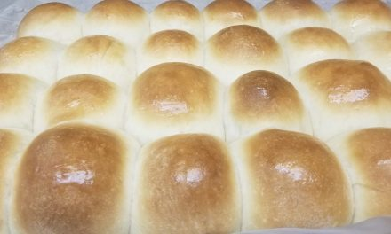 Butter Pan Buns