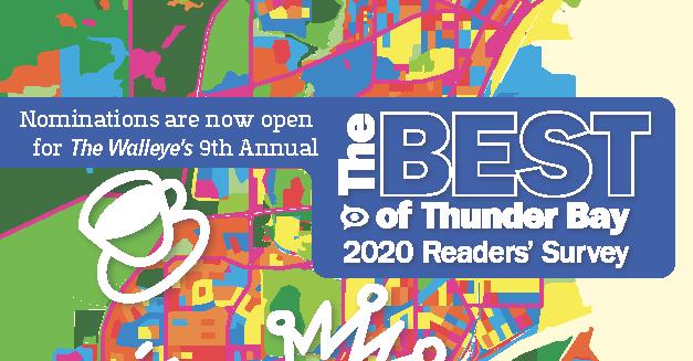 Best of Thunder Bay 2020 Readers Survey – Nominations