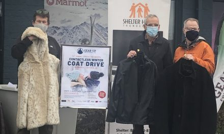 Annual Coat Drive Goes Contactless
