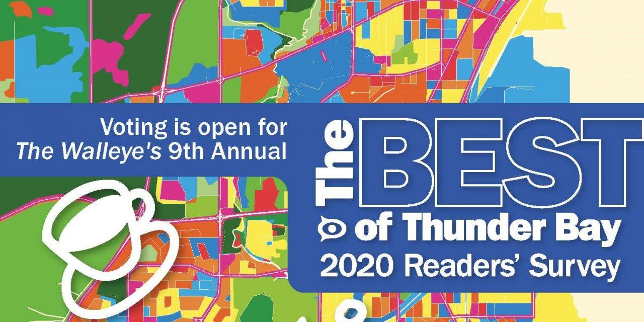 Best of Thunder Bay Readers' Survey Voting