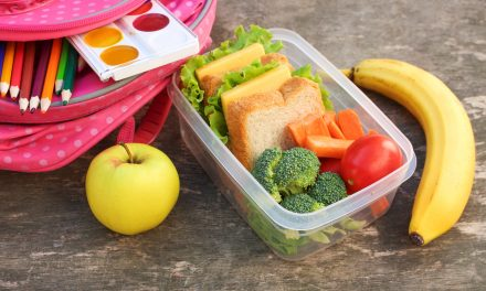 School Lunch Your Kids Will Munch