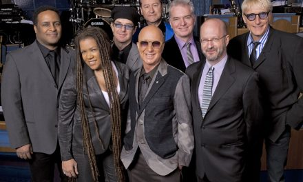 Chatting with Paul Shaffer