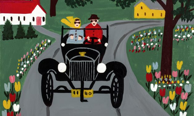 Maud Lewis and the Secret to Staying Home