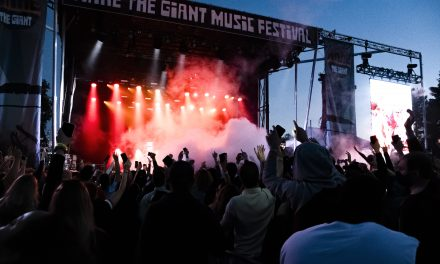 Back with a Bang:  Wake the Giant delivers the music event of the year